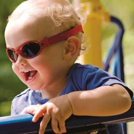 Детские солнцезащитные очки Real Kids Shades 024GRNFROGS