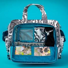 Дорожная сумка Ju-Ju-Be Be Prepared frosted blossoms