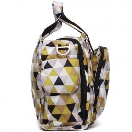 Дорожная сумка Ju-Ju-Be Be Prepared olive juice
