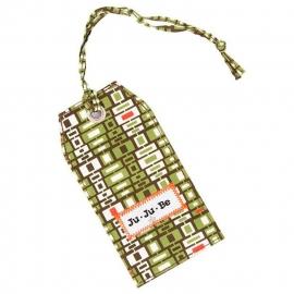 Багажная бирка Ju-Ju-Be Be Tagged jjungle maze