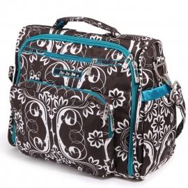 Сумка рюкзак для мамы Ju-Ju-Be B.F.F. choco cha cha