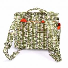 Сумка рюкзак для мамы Ju-Ju-Be B.F.F. jungle maze