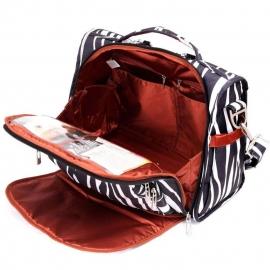 Сумка рюкзак для мамы Ju-Ju-Be B.F.F. safari stripes