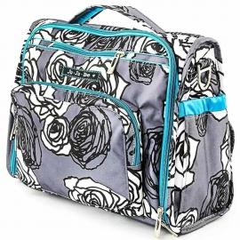 Сумка рюкзак для мамы Ju-Ju-Be B.F.F. Charcoal Roses
