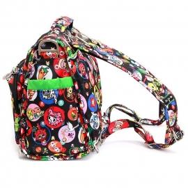 Сумка рюкзак для мамы Ju-Ju-Be B.F.F. Tokidoki bubble trouble