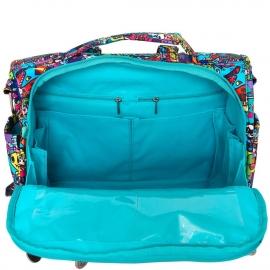 Сумка рюкзак для мамы Ju-Ju-Be B.F.F. Tokidoki kaiju city