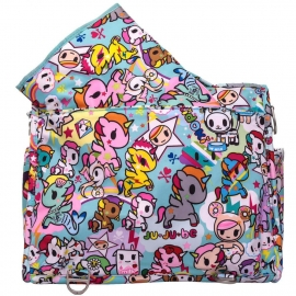 Сумка рюкзак для мамы Ju-Ju-Be B.F.F. Tokidoki Unikiki 2