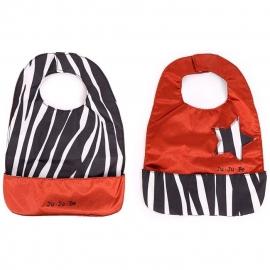 Слюнявчик Ju-Ju-Be Be Neat safari stripes