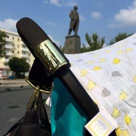 Крепления для колясок Be Connected Clips Ju-Ju-Be Legacy Gold