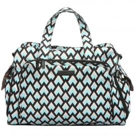 Дорожная сумка Ju-Ju-Be Be Prepared Onyx Black Diamond
