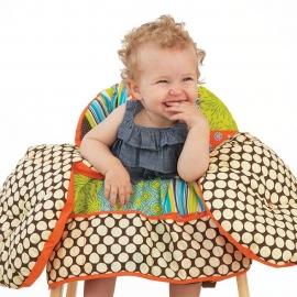 """Infantino Накидка на сиденья """"Лоскутное шитье"""""""