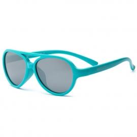 Детские солнцезащитные очки Real Kids серия Авиатор 2-4 года бирюза
