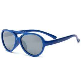 Детские солнцезащитные очки Real Kids Авиатор 2-4 года синие