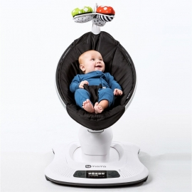 Кресло-качалка 4moms mamaRoo 3.0 Черный