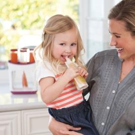Поднос для хранения Fridge & Freezer Sleeve infantino fresh