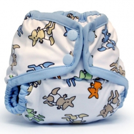 Подгузник для плавания Newborn Snap Cover Kanga Care Kangarooz