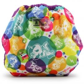 Подгузник для плавания One Size Snap Cover Kanga Care tokiCorno/Dandelion