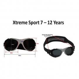детские солнцезащитные очки Real Kids Shades от 7 до 12 лет 712XTRSBLACK