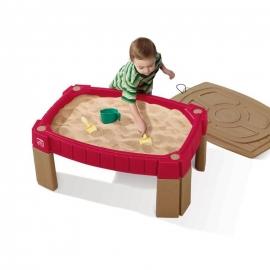 Большой стол для игры с песком