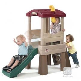 Детская площадка Перископ с горкой