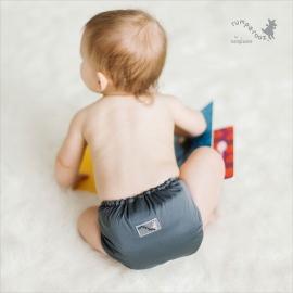 Обложка подгузник Newborn Aplix Cover Kanga Care Castle