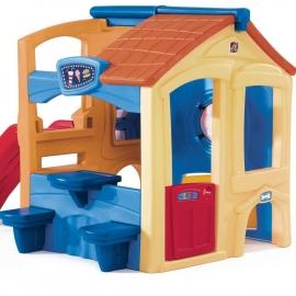 Детский домик Веселые соседи