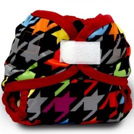 Обложка подгузник Newborn Aplix Cover Kanga Care Invader