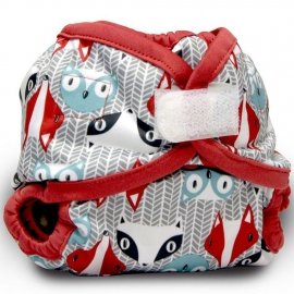 Обложка подгузник Newborn Aplix Cover Kanga Care Clyde
