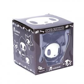 Коллекционная виниловая игрушка Tokidoki Skeletrino