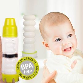 Самонагревающаяся бутылочка для детей Paulandstella