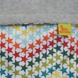 Водостойкий конверт Buggysnuggle WP Star / Silver Grey