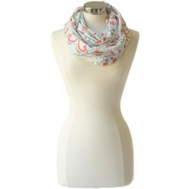 Муслиновый шарф для кормления Itzy Ritzy Brocade Bliss