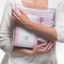 Подарочный набор для новорожденного Gift Set LM w/ Brown Dot