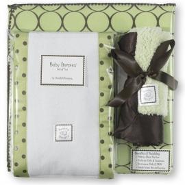 Подарочный набор для новорожденного Gift Set Lime w/BR Mod C