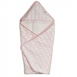 Полотенце с капюшоном Hooded Towel - Organic Pink Mod on IV