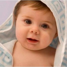 Детские мочалки SwaddleDesigns Washcloth set Lime w/BR Mod C
