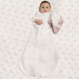 Спальный мешок детский SwaddleDesigns zzZipMe 3-6 М Blue w/BR Mod C