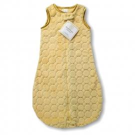 Детский спальный мешок SwaddleDesigns zzZipMe 3-6 М GL Puff Circles