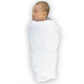 Набор пеленок SwaddleDesigns Swaddle Duo L Peace/LV/SW