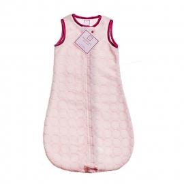 Спальный мешок детский SwaddleDesigns zzZipMe 6-12 М IV w/Pink Puff C
