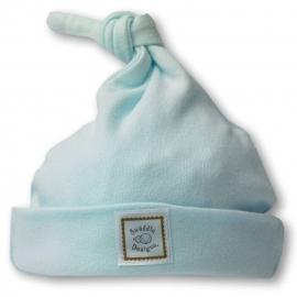 Шапочка Knotted Hat w/Logo PB w/Mocha Dots