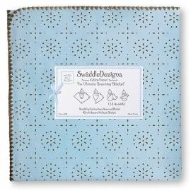 Фланелевая пеленка для новорожденного SwaddleDesigns PB/TG Sparklers