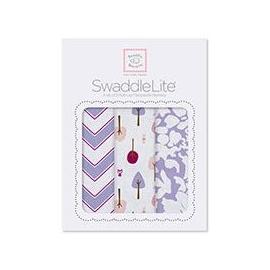 Наборы пеленок SwaddleDesigns SwaddleLite Lush Lite