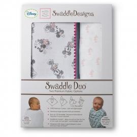 Набор пеленок SwaddleDesigns Swaddle Duo Disney Classic PP