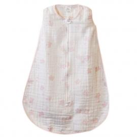 Спальный мешок Muslin zzZipMe Sack Pink Butterflies