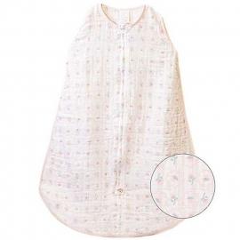 Спальный мешок Muslin zzZipMe Sack - 6-12M Pink Posies