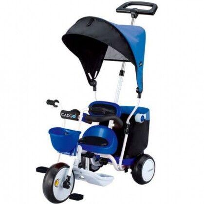 Велосипед трехколесный Ides Cargo Plus Blue