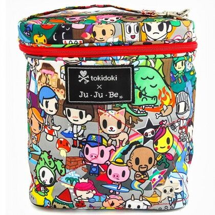 Термосумка Ju-Ju-Be Fuel Cell tokidoki fairytella