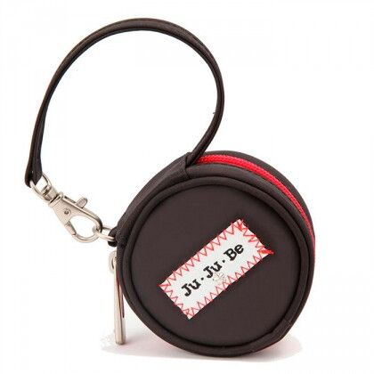 Сумочка для пустышек Ju-Ju-Be Paci Pod black/red