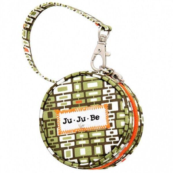 Сумочка для пустышек Ju-Ju-Be Paci Pod jjungle maze
